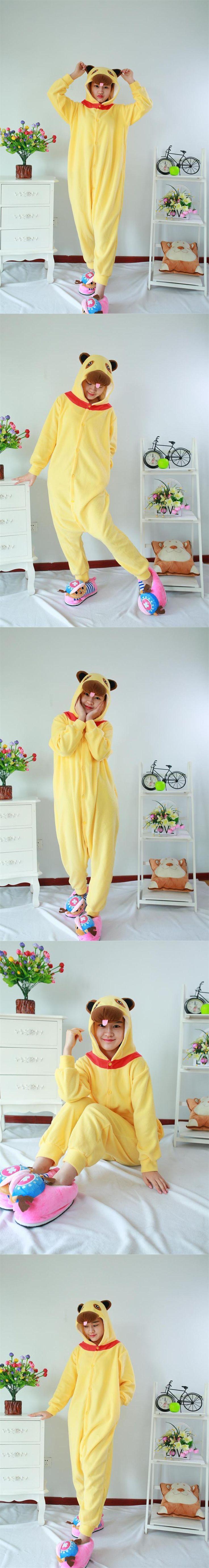 Cute cartoon onesie adult costume Animal Cosplay Costume Pug Dog Onesie Unisex-adult Pajamas Cartoon Sleepwear pijama