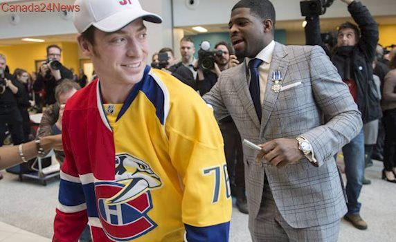 Montreal hockey fans excited as P.K. Subban plays in Stanley Cup final