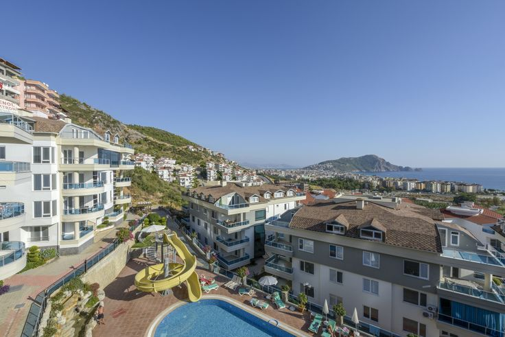 A very beautiful completed apartment development near Cleopatra Beach Alanya. Each apartment has a breathtaking sea view and top quality finish. This complex has a communal garden and swimming pool…