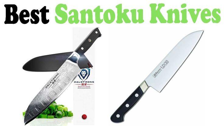 5 Best Santoku Knives 2017 – Top 5 Best Santoku Knife Reviews