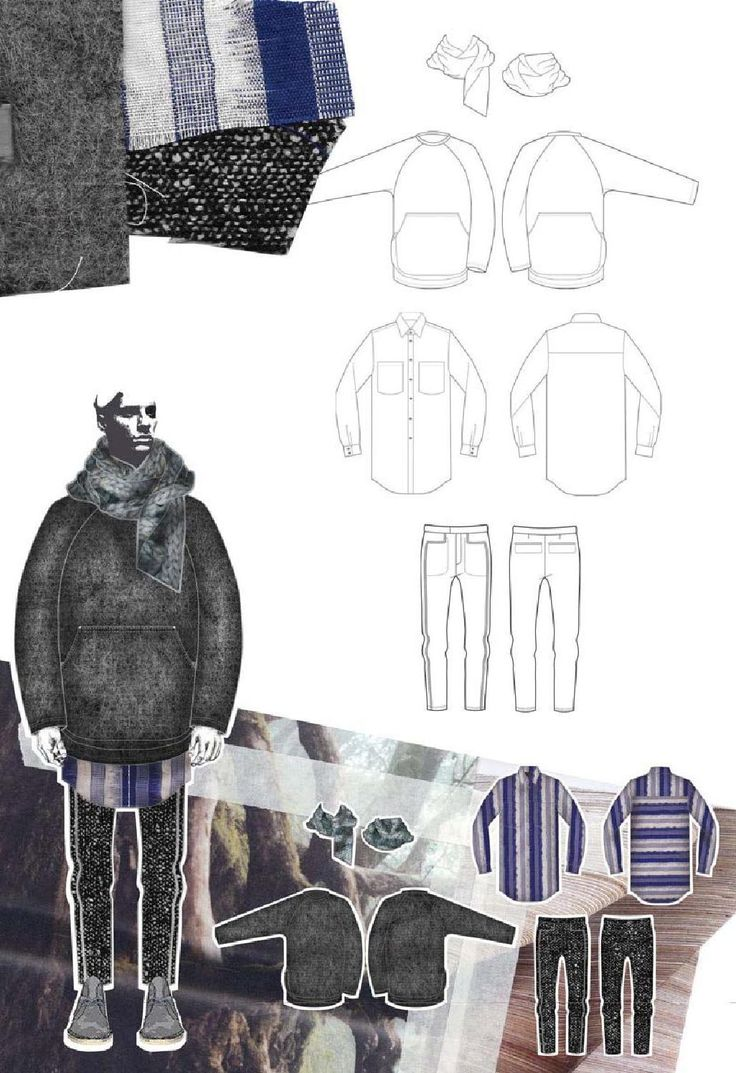Fashion Sketchbook - fashion design drawings; graduate fashion portfolio…