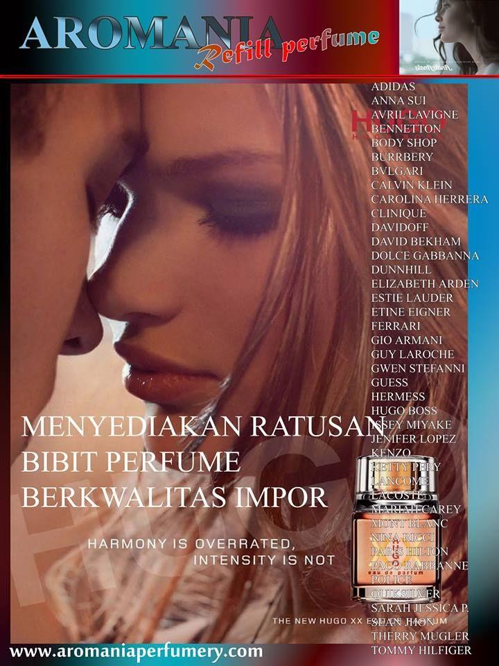 Aromania Refill Parfume  Menyediakan ratusan bibit parfum berkualitas impor