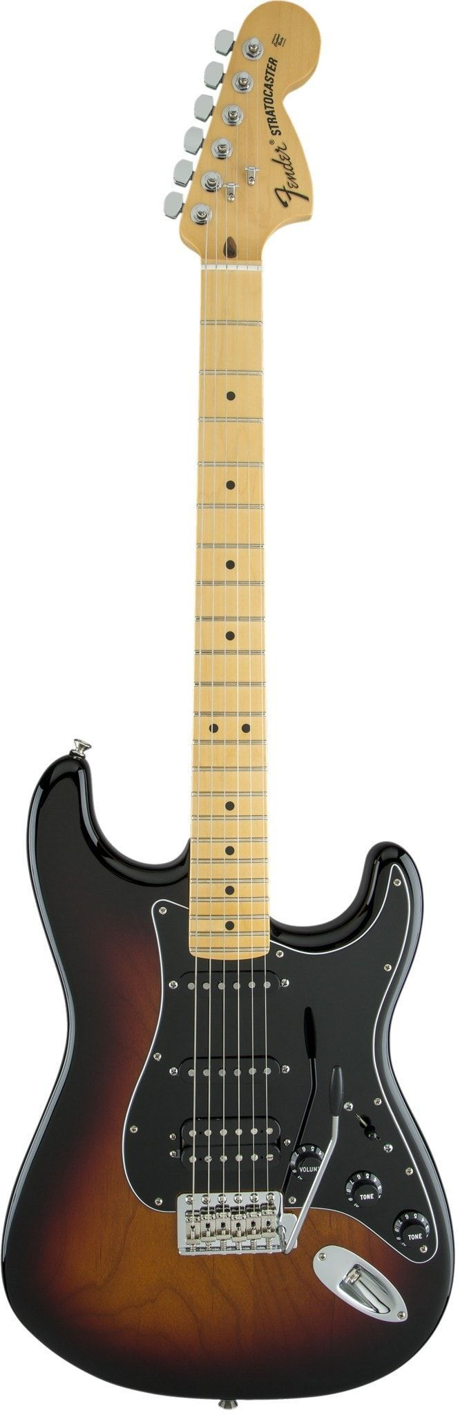 Fender American Special Stratocaster HSS Electric Guitar