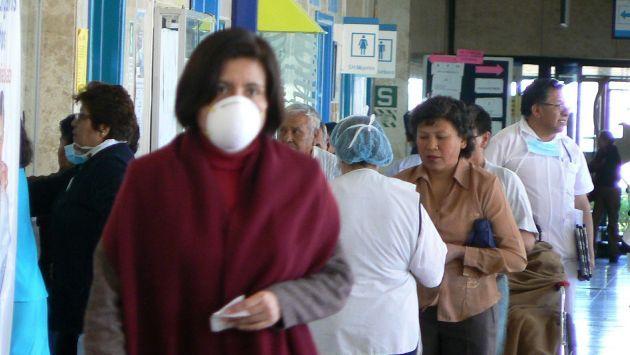 Gripe AH1N1: Suspenden celebraciones en Huacho, Huaura y Huaral