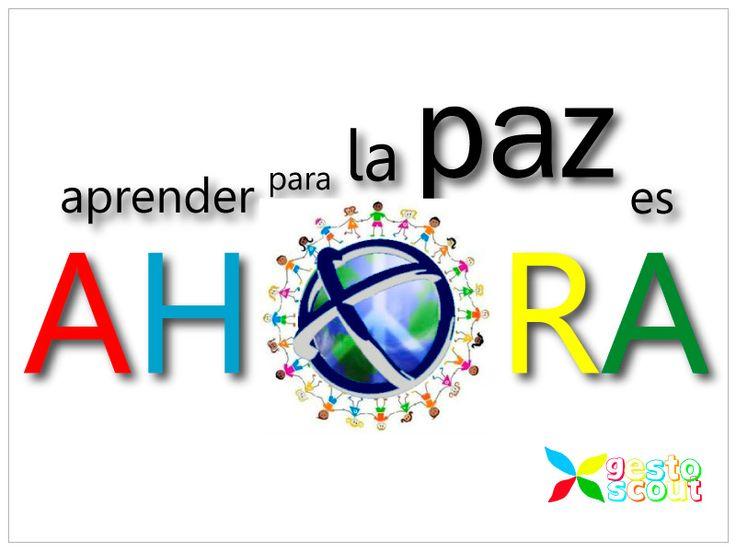 Peace Salam Pau Mir Paz Paix Hau Pax Hacana Khanaghutyun Laven ... ¿en cuantos idiomas lo tenemos que decir?