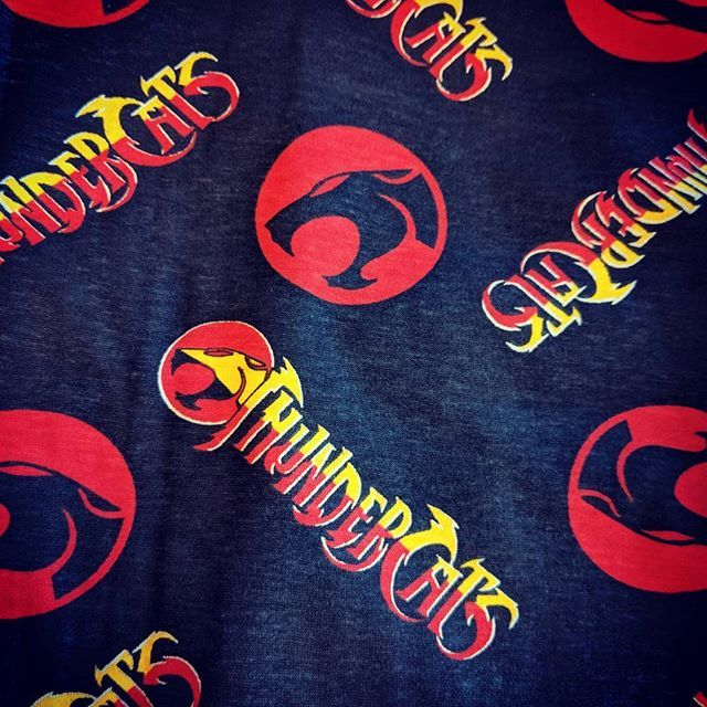 New PJ's have arrived. You have to love a classic! #Thundercats #ThunderThunderThunderThunderCars