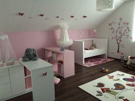 Trend Kinderzimmer uEin Traum jeder Prinzessin u Unser Yade Palais Zimmerschau