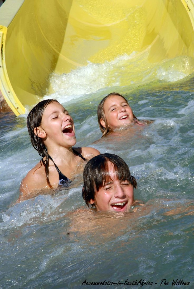 Family activities at The Willows, Port Elizabeth. The Willows Resort accommodation.