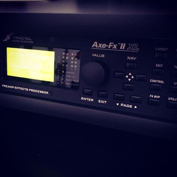 FRACTAL AUDIO - axe fx ultra (Bourgogne) - Audiofanzine