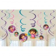 Hanging Swirls $13.50 A675512