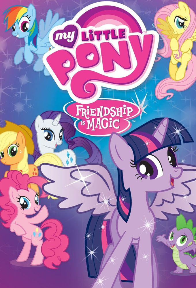 My Little Pony, 2012-Ongoing // All hail Princess Twilight! =)