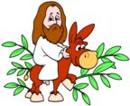 Palm Sunday A Joyful Celebration - Childrens Sermons from Sermons4Kids.com