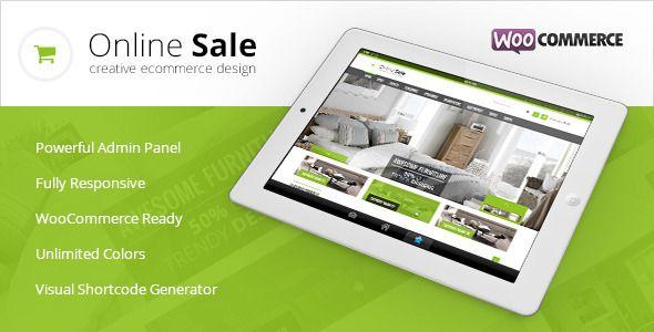 Online Sale – Responsive WooCommerce Theme (WooCommerce)   WPtized.com