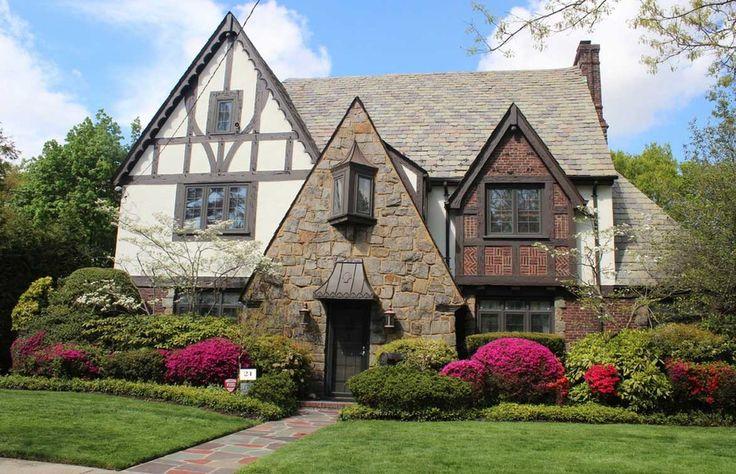 Cute Tudor style home