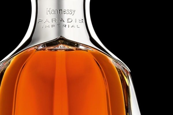 Hennessy Paradis Impérial.  While I'm not a huge fan of Hennessy's lower end stuff, the few tastes I've had of their higher end Cognacs have always impressed me.