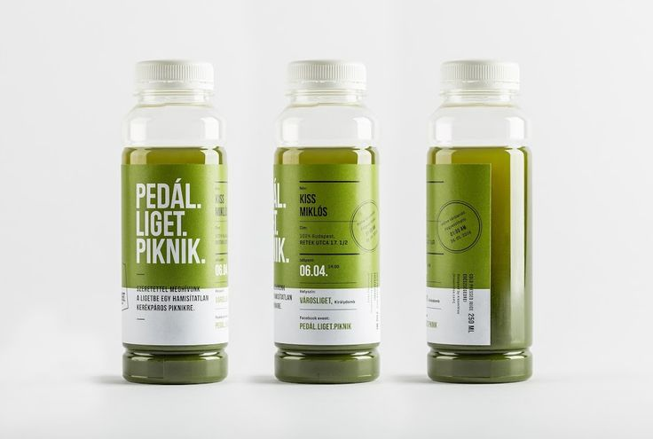 This Is Not A Juice, This Is An Invitation on Packaging of the World - Creative Package Design Gallery
