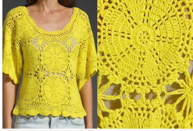 tejido crochet, manualidades, reciclaje y otras ideas ecologicas.
