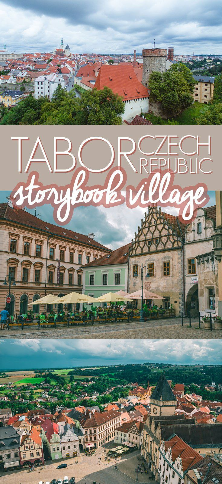 10 Reasons why you should visit Tabor, Czech Republic | Bobo and Chichi