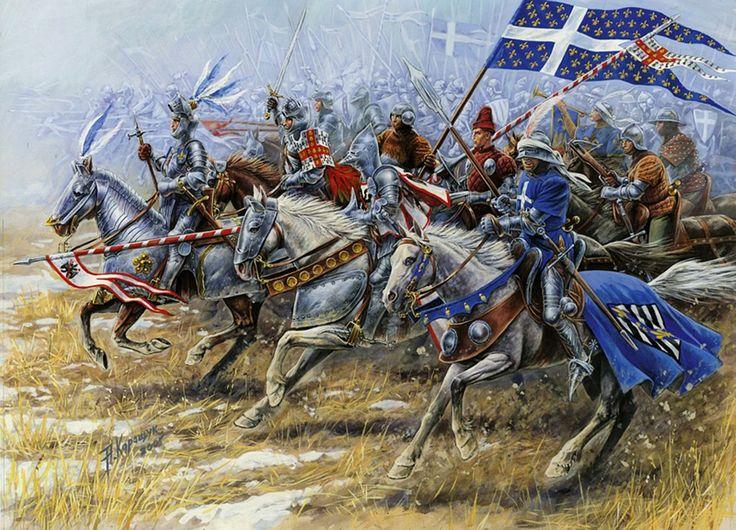 Publicamos un artículo sobre las estrategias militares en la edad media.  #historia http://www.rutasconhistoria.es/articulos/estrategia-militar-de-los-ejercitos-en-la-edad-media