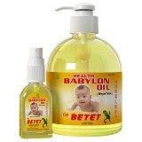 CAP BETET Paket Minyak Telon 30ml + 430ml - Aroma Terapi / Minyak Penghangat Tubuh Bayi & Anak