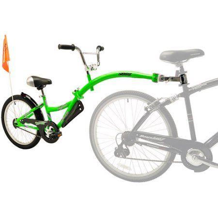 WeeRide Co-Pilot Child Bike Trailer - Walmart.com