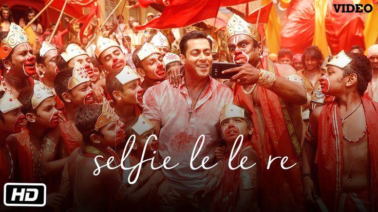 'Selfie Le Le Re' VIDEO Song | Bajrangi Bhaijaan | Salman Khan | T-Series <3 <3 Love Salluuuuu
