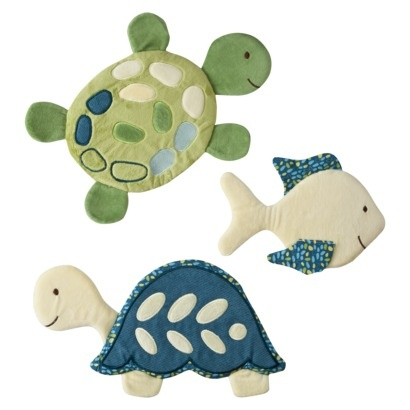 turtle themed nursery... Why have I never seen these before? I thought I had the entire collection...