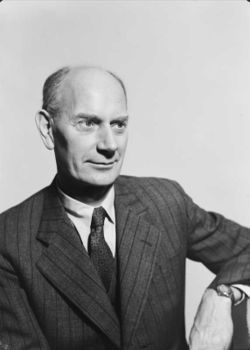 Einar Gerhardsen - the man who made Norway into modern country instead of a complete monarchy.