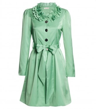 """My Sassy Girl"" coat, $189.00 Alannah Hill (also in light pink)"