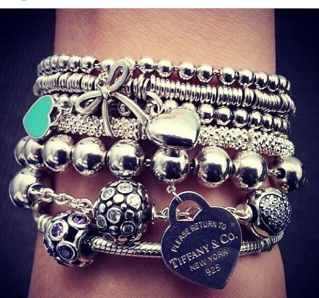 »✿❤Tiffany Blue❤✿« Tiffany Bracelets