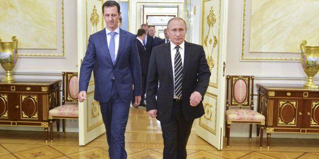 L'intervention de la Russie signe l'acte de décès de l'équilibre des puissances et, quasiment, de l'ONU. Le XXIe siècle entre-t-il dans l'ère de tous les dangers?