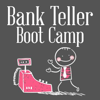 Bank Teller Boot Camp Cover