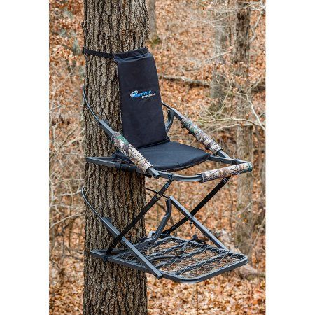 Ameristep Basic Heavy-Duty Steel Foldable Climbing Stand