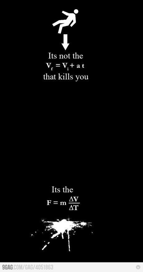 Ob das unter Angewandte Physik fällt? Das Geheimnis der Formeln lässt sich lü – Perfect Pins