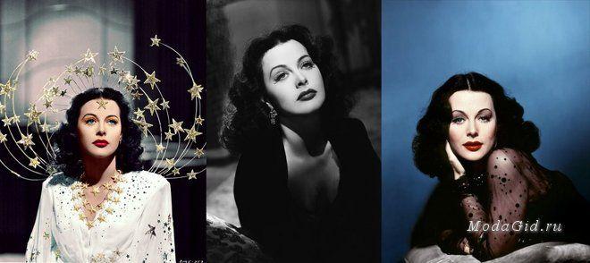 Знаменитости: Легендарные брюнетки кинематографа