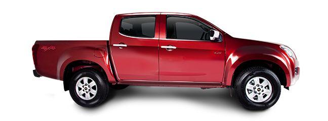 Personaliza tu camioneta doble cabina Chevrolet Dmax CD 4x4 Full