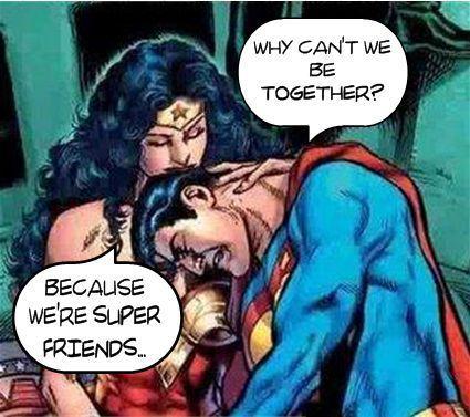 super friendzone