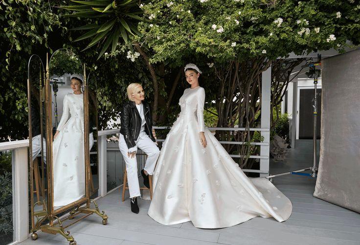 Miranda Kerr's Wedding Dress Finally Revealed