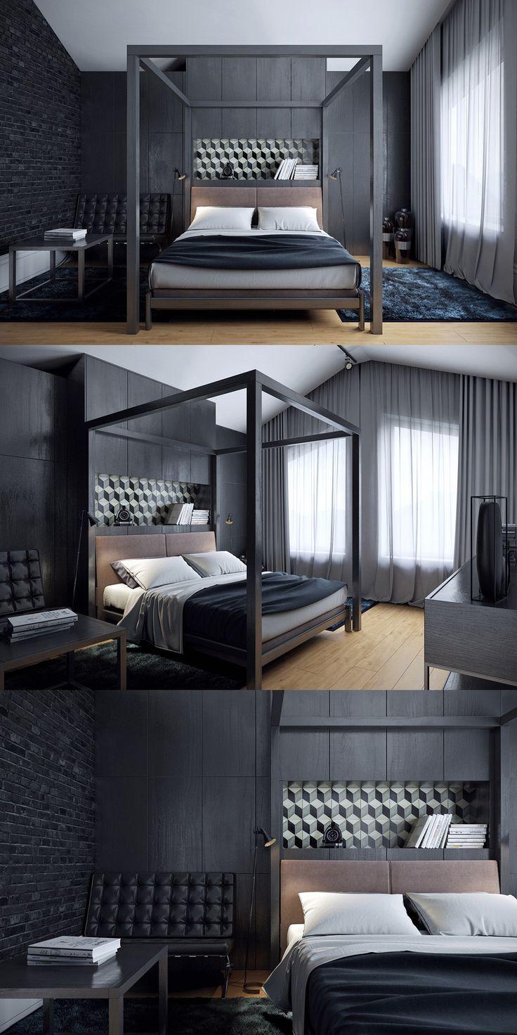5 room hdb master bedroom design   best luxury bedroom images on Pinterest  Bedrooms Master