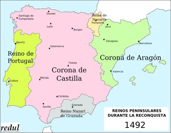3PrimariaCono - España durante la Edad Media cristiana