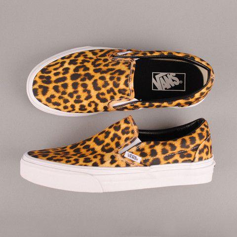 Leopard Classic Slip-On   Digi Leopard   Vans - £50 - free delivery in the UK.