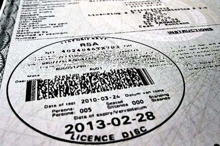 No notification about your expired vehicle licence disc? The department didn't pay its post office bills  If you didn't receive a notification to renew your licence and got fined as a result, you're not alone.  http://www.thesouthafrican.com/no-notification-about-your-expired-vehicle-licence-disc-the-department-didnt-pay-its-post-office-bills/