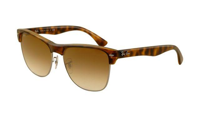 $19.88! #Ray #Ban #Sunglasses Ray Ban RB4175 Sunglasses Havana Frame Brown Lens