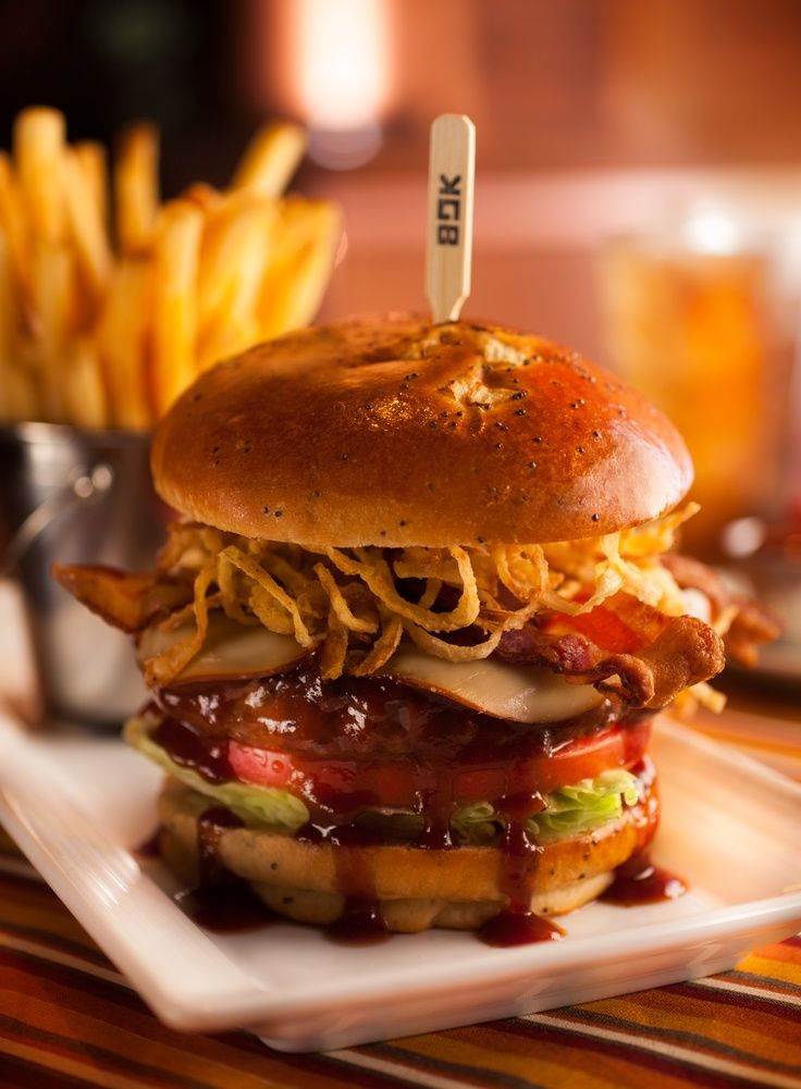 Gourmet burgers for Father's Day. Great gift ideas too ...