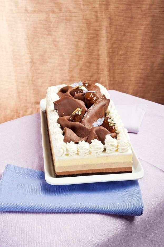 Alice cucina di ottobre 2012 cioccolato mon amour con luca montersino poi tante ricette con - Cucina di alice ...