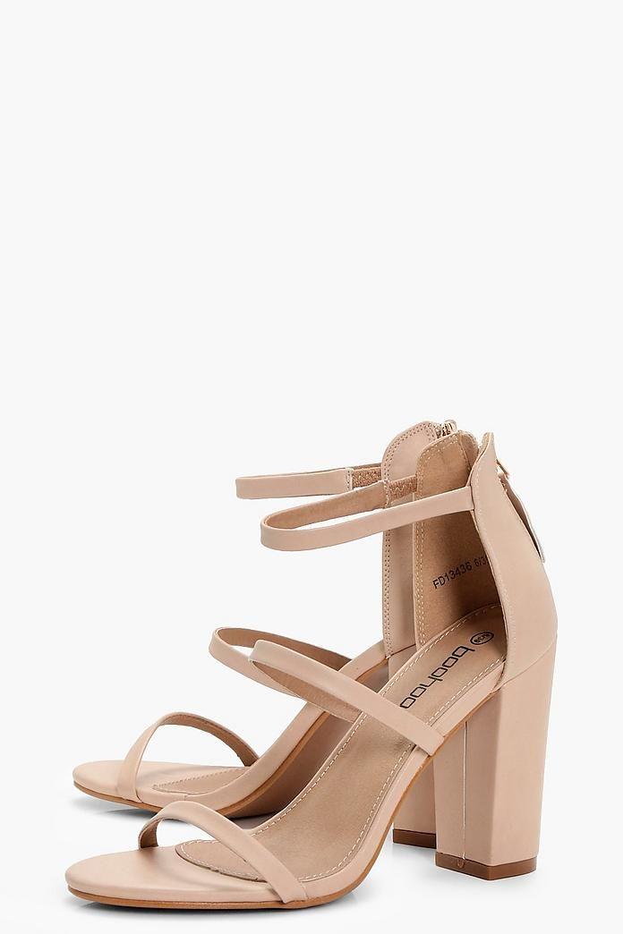 497d8956b4d 3 Part Block Heels | Style Inspiration | Pinterest | Heels, Block ...
