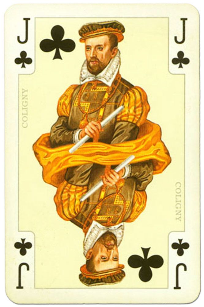 Deck Of Cards Jacks