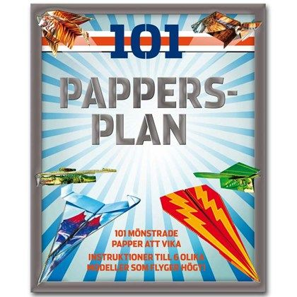Vika pappersplan, mönstrade ark med instruktioner - Slöjd-Detaljer