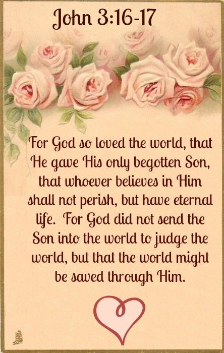 John 3:16-17 NASB But if you believe, but not follow the teaching you will be judged