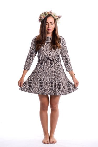 Everyday Dress ~ Paisley